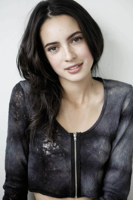 Olivia Lefebre #portrait