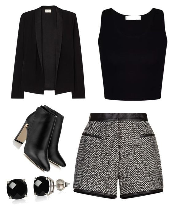 """""""Fall…4"""" by plumbri on Polyvore featuring Carven, American Vintage, Belk & Co., Fall, ootd and Fall2016"""