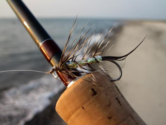 A killer - The Killer Shrimp in its elements. A simple but efficient fly