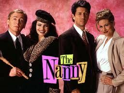 The flashy girl from Flushing, the Nanny named Fran.
