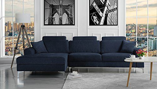 Best Price Divano Roma Furniture Modern Sizeable Linen Fabric
