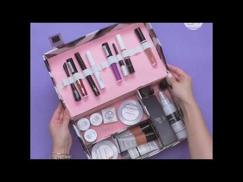 Diy Makeup Organizer Made From Shoe Box Makeup Marlowe Blog