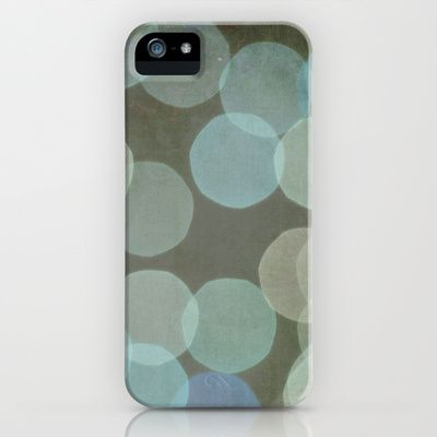 Vintage Bokeh iPhone & iPod Case by Lisa Argyropoulos - $35.00