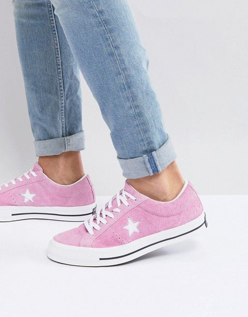 converse one star ox rosa