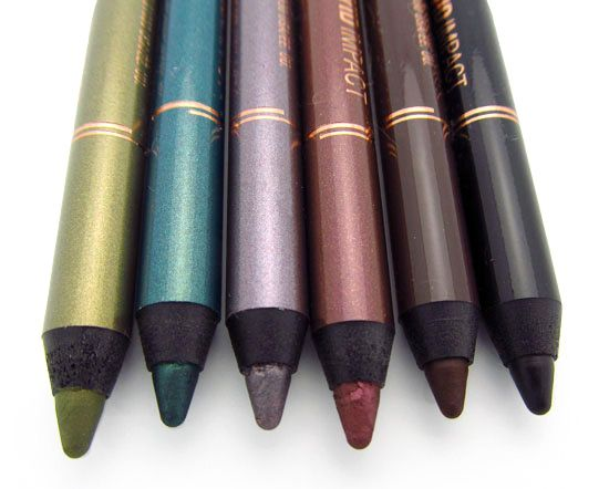 CoverGirl Queen Collection Vivid Impact Eyeliners