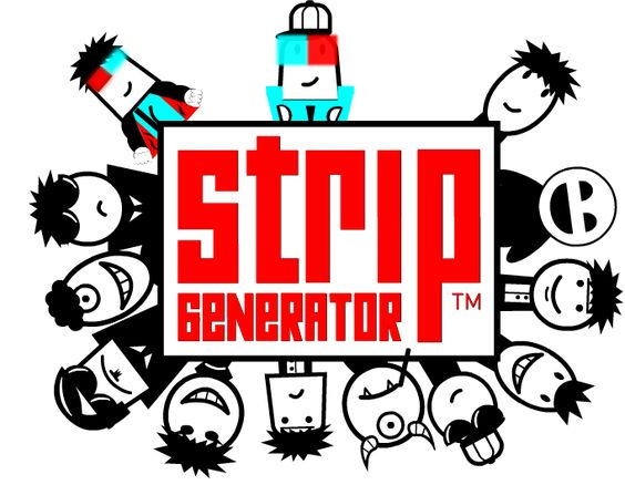 Web Address : http://stripgenerator.com/   About: This great site lets you create good looking comic strips.  No drawing skills are re...