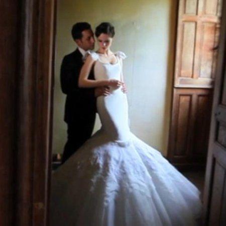 James conran coco rocha wedding invitations
