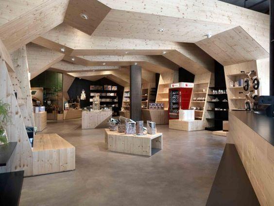 exhibit design: