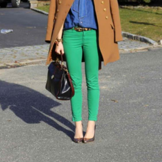 Luv these skinny jeans