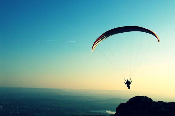 Profitez d'une belle vue confortablement installé dans les airs... #EVG