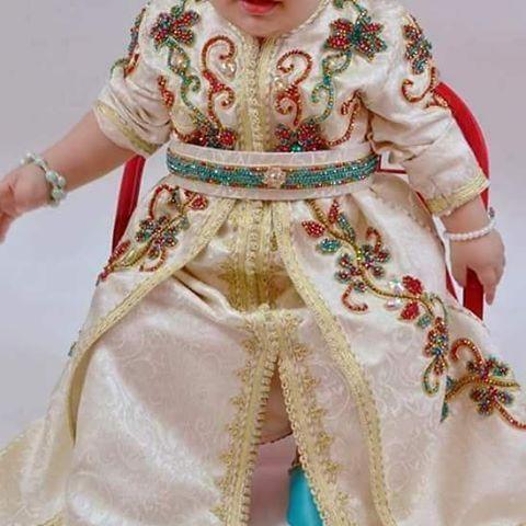 قفاطين  مغربية رائعة للبنوتات صغار