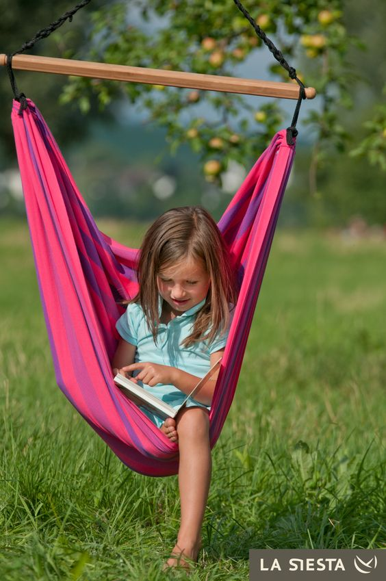 Child's hammock swing: