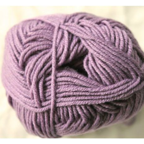 Debbie Bliss Baby Cashmerino - Lilac 10.  Gorgeous, but pricey.