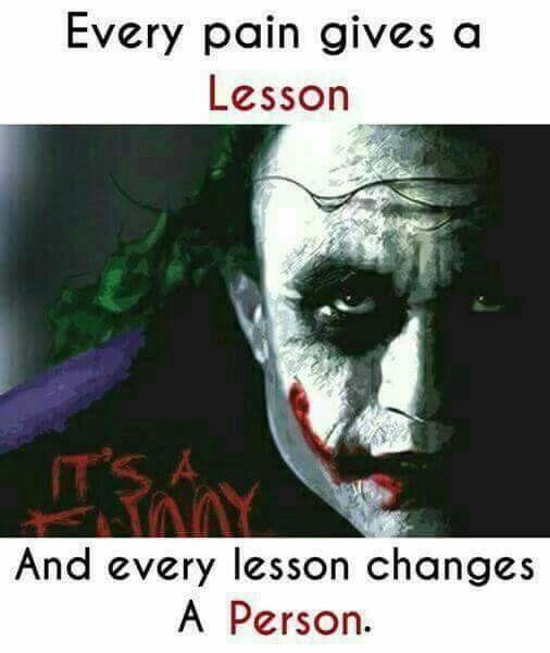 not yet controlled 😂 best joker quotes joker quotes heath