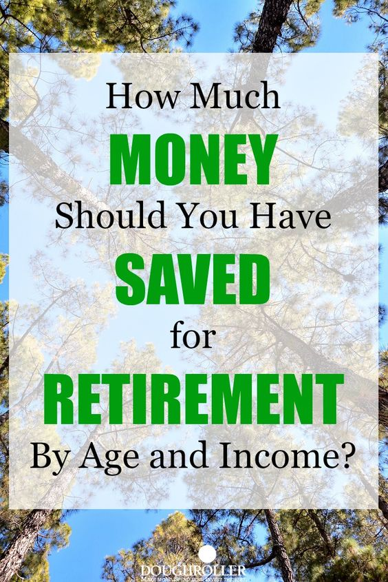 Want to know how much you should have saved for retirement based on your age? Use these benchmarks to see if you're on track!