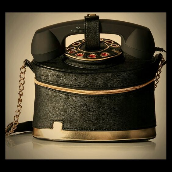 Telephone purse Beautiful Bags