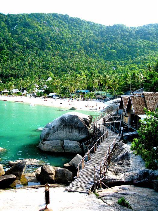 Los lugares mas destacados de Tailandia
