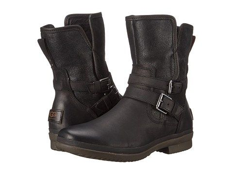 UGG Simmens Boots Stout Suede Leather