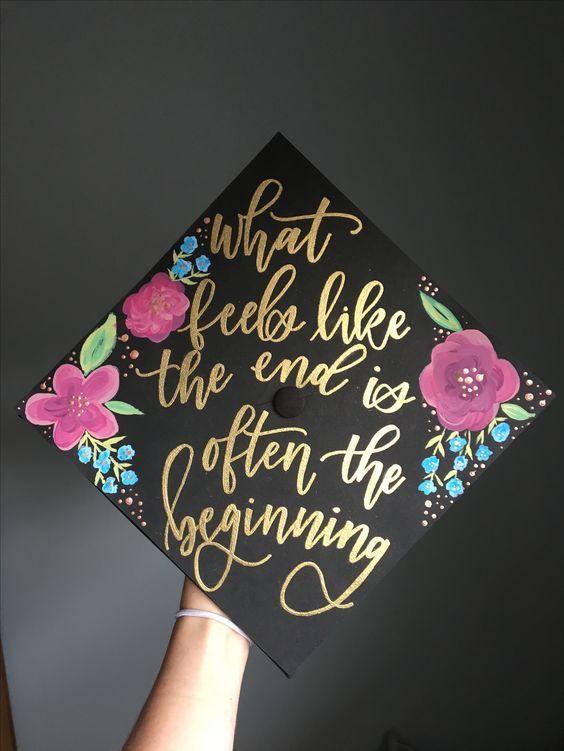 Clever Graduation Cap Ideas Findinista Graduation Cap Decoration College Graduation Cap Decoration College Graduation Cap