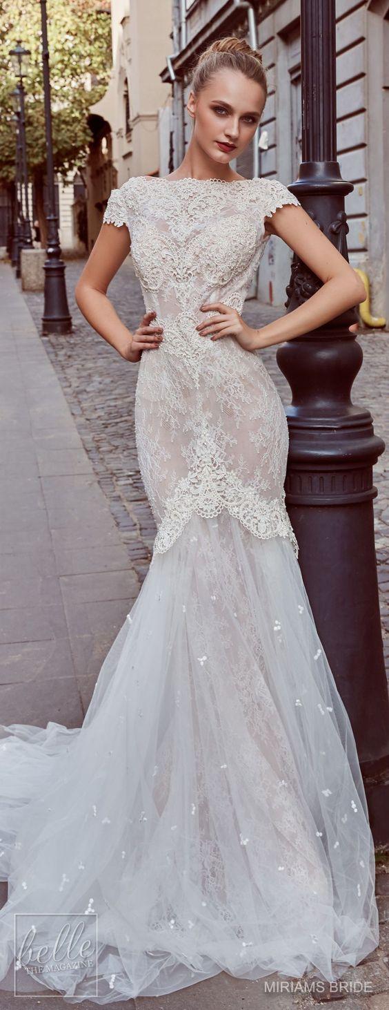 f47c9c651ecb6 اليك عزيزتي عروس 2018 باقة مختارة من اجمل موديلات فساتين زفاف 2018 اختاري  منها ما يناسبك لليلة زفافك