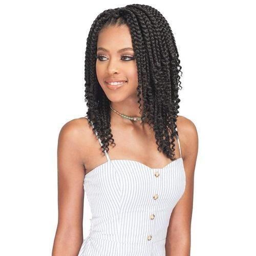 Bobbi Boss Crochet Braid Hair Box Braid Curly Tips 10 Braided Hairstyles Box Braids Hairstyles Crochet Braids Hairstyles