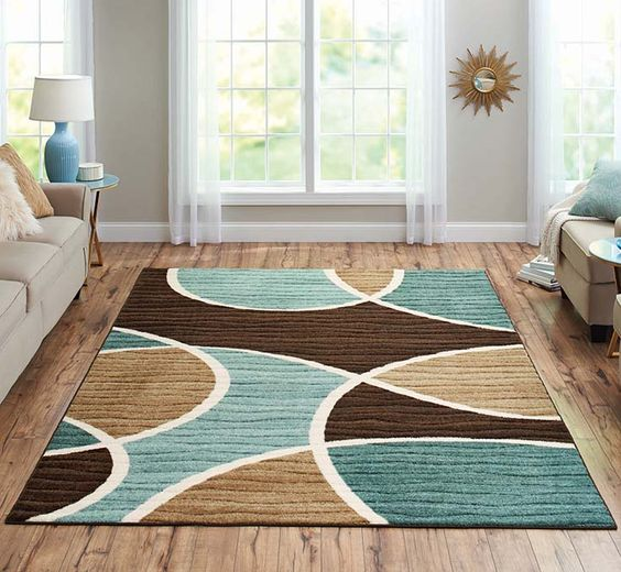 Better homes and gardens geo waves area rug or runner gardens home and better homes and gardens for Better homes and gardens bathroom rugs