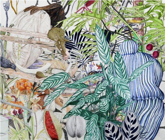 micha payer | MICHA PAYER + MARTIN GABRIEL DETAIL Fenster zum Garten (1st part of a ...