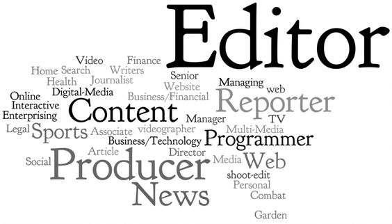 Wordle Job Titles  Journalism    Journalism
