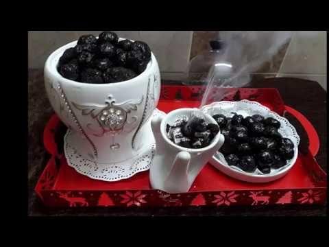 عملت بخور الماكنتوش السوداني روعة بالعطور الفرنسية وعود العنفر Fruit Food Blackberry