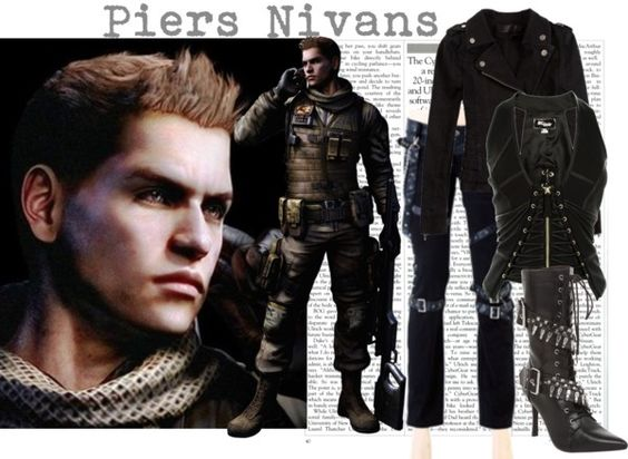 """""""24. Piers Nivans"""" by ukari ❤ liked on Polyvore"""