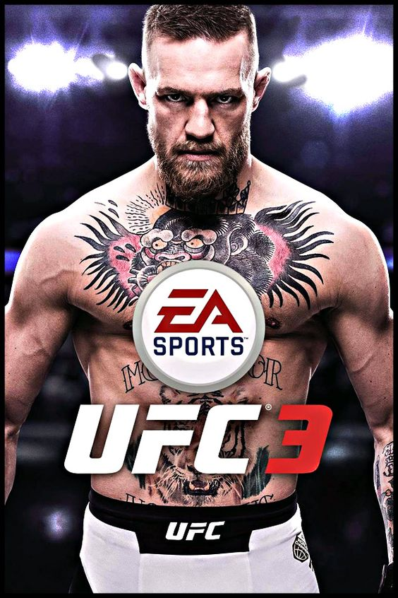 Ea Sports Ufc 3 Gets First Screenshots Shows Conor Mcgregor Georges St Pierre Joanna Jedrzejczyk And More Gaming Ps4 Ufc Mma Conormcgr Igry Gadzhety