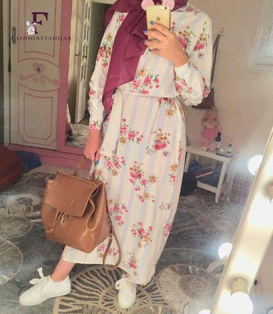 ملابس محجبات كاجوال ملابس محجبات صيف 2020 ملابس محجبات ٢٠٢٠ ملابس محجبات Qesm Ar Ramel ملابس Hijab Fashion Inspiration Hijabi Outfits Casual Hijab Fashion