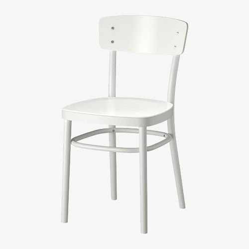 White Chair Png And Clipart Ikea Dining Chair Ikea Dining Dining Chairs