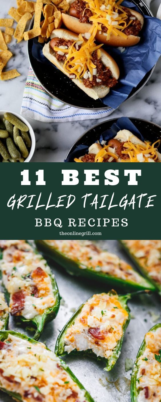 11 Best Grilled Tailgate Recipes
