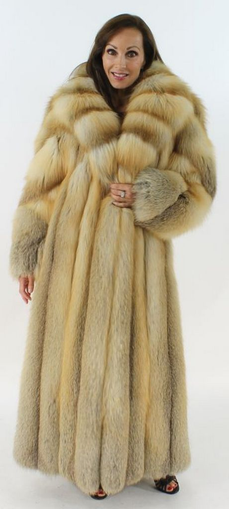 Full Length Fox Fur Coat Price - Coat Nj