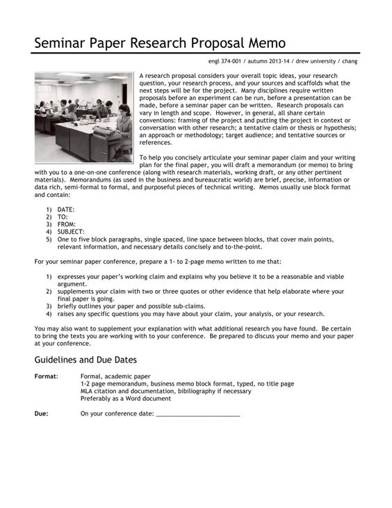Research Proposal Memo With Memo Template Word 2013 In 2020 With