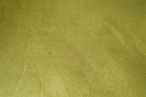"""Faux Suede Crafting Fabric - Olive Green - 1/2 Yard 62""""+ Pre-Packaged 1/2 yard for $3.50  This is a casual but elegant olive green faux suede fabric that coordinates with our faux suede headbands. Craft and create embellishments like flowers or appliques from this 1/2 yard of 62""""+ width pre-packaged fabric."""