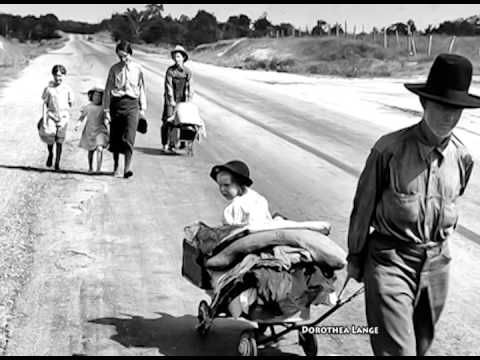 Dorothea Lange - An American Odyssey - YouTube: Before she even owned a camera Dorothea Lange started her visual odyssey in New York's Lower East Side with a passion for mingling with the common people on the street. Following a move to the West she became one of the great portrait photographers of San Francisco's upper crust. But when the Great Depression hit, she moved back to the streets, photographing destitute people.