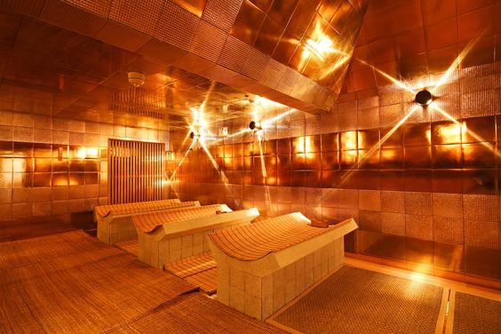 Sauna en Corea del Sur
