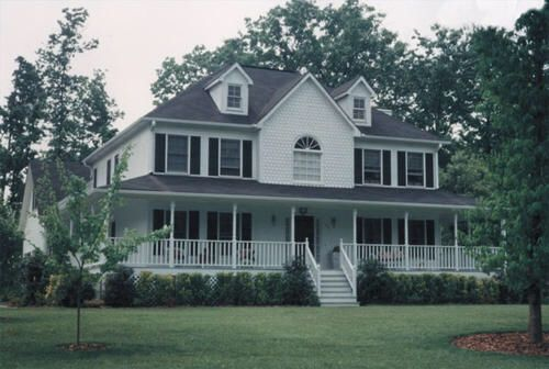 Plan H053d 0021 The Heathwood At Menards House Plans And More Country House Plan House Plans