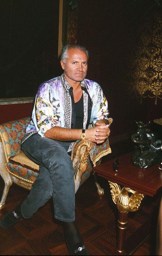 48e5a36b39f6 El mejor tributo a Gianni Versace