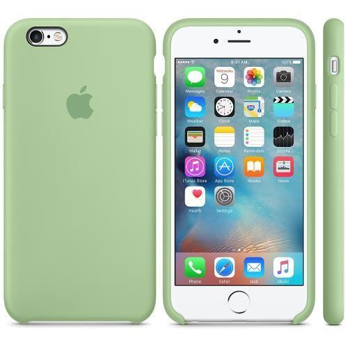 coque iphone 6s silicone vert   Coque iphone, Iphone 7, Iphone