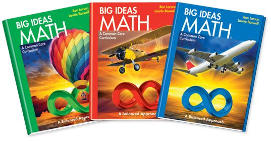 Big Ideas Math Regular Pathway Big Ideas Math Fun Math Worksheets Math Textbook