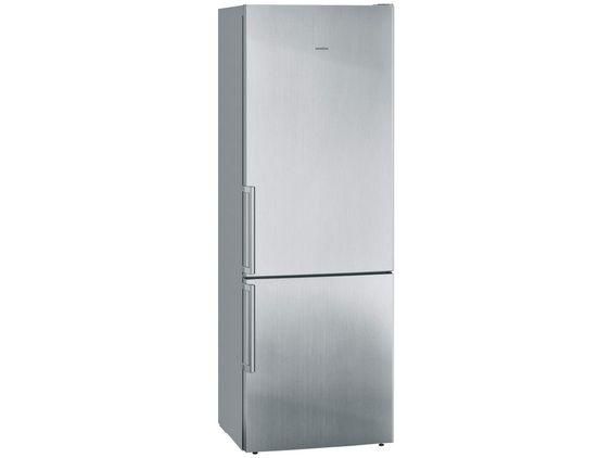 Siemens KG49EBI40; gute Kühlleistung, sehr stark beim Einfrieren, geringer, Stromverbrauch, sehr leise