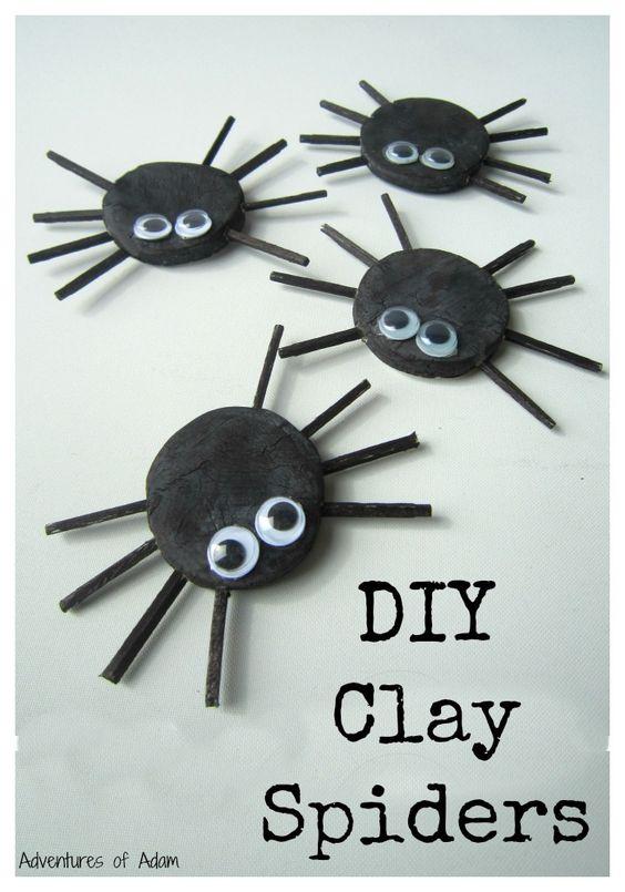 Diy Pokey Clay Craft