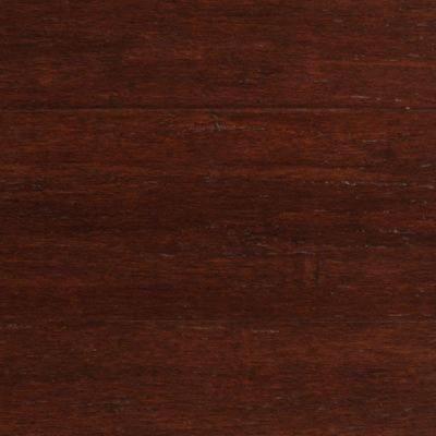 Strand Woven Dark Mahogany Click Lock Engineered Bamboo Flooring - 5