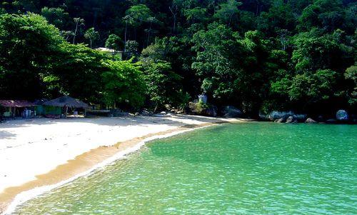 Praia dos Macacos_ilha grande - Google Search