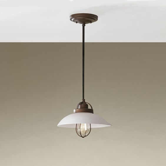 industrial pendant in bronze patina finish lighting andy thornton andy thornton lighting