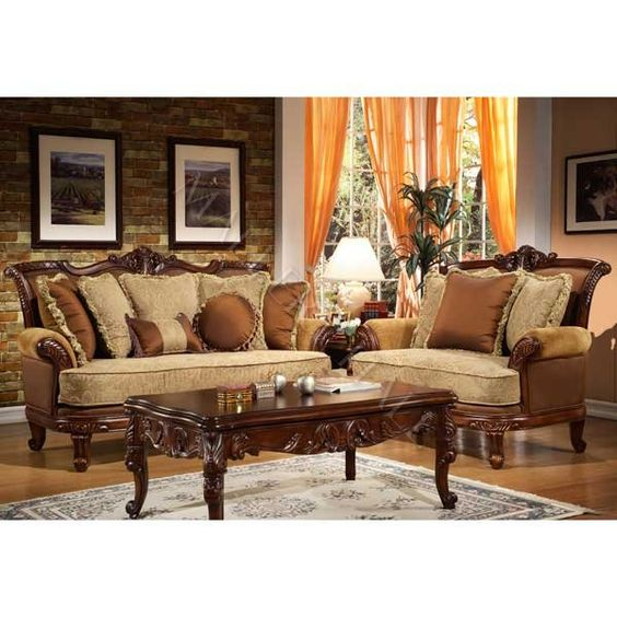 Hall furniture furniture sets and furniture on pinterest for Hall furniture design sofa set