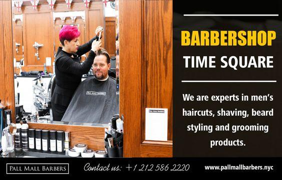 Barbershop Time Square